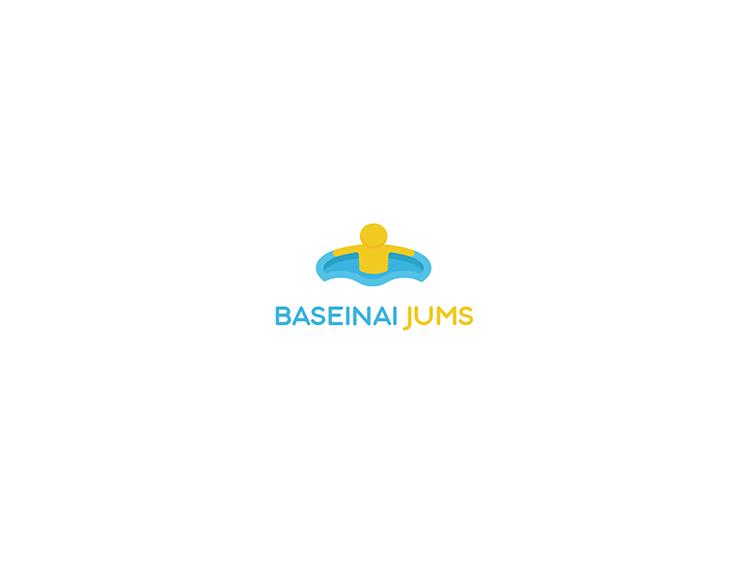 Baseinų tinklalapio logotipas