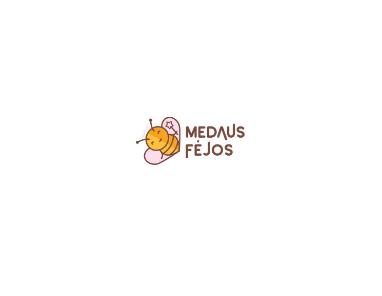Bitininkų logotipas