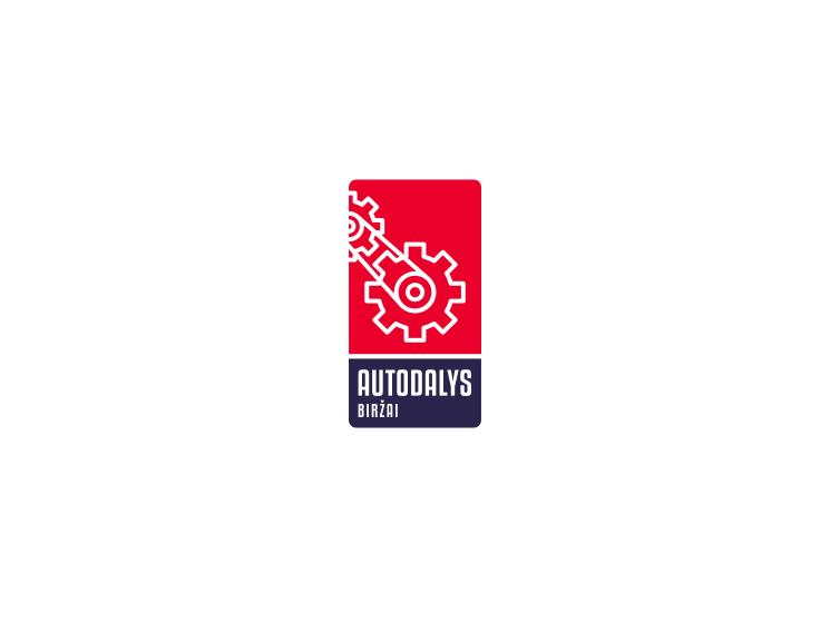 Auto detalių logotipas
